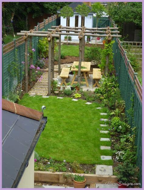 Terraced House Backyard Ideas by 10 Terraced House Garden Design Ideas 1homedesigns