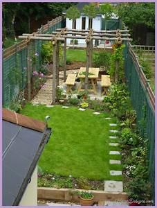 10 Terraced House Garden Design Ideas
