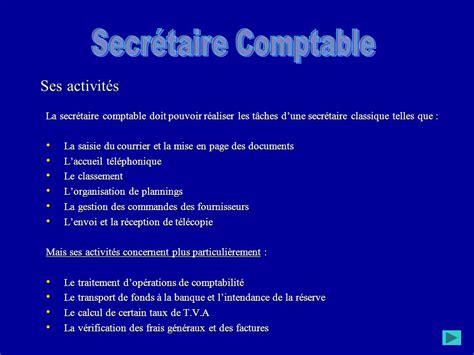les metiers du secretariat ppt t 233 l 233 charger