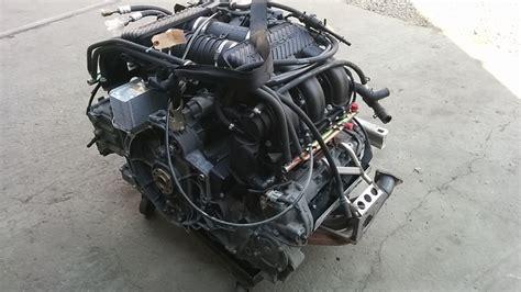 1999 2000 2001 Porsche 911 996 Engine 3.4 Motor