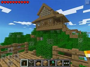 W1 Tree House Near Tower 1 And 2 In Minecraft Pe My