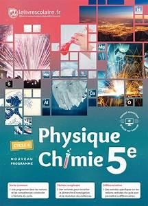 Calam U00e9o - Physique-chimie 5e