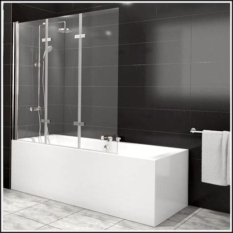 duschwand badewanne glas obi badewanne house und dekor