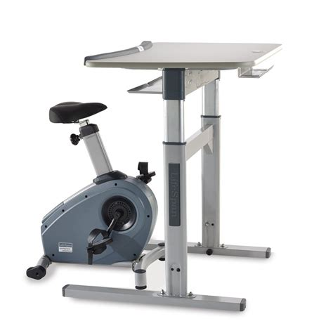 lifespan c3 dt7 standing desk bike the fitness outlet