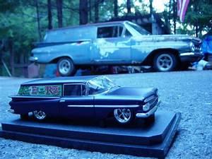 Parts Wagon  1959 Chevy Sedan Delivery