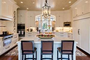 Triangular Roof Lights L Shaped Kitchen Common But Ideal Kitchen Designs Homesfeed