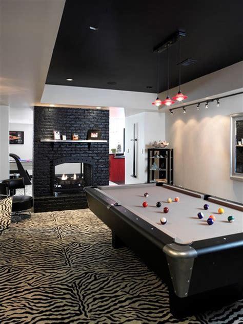 pool table room decor cool billiard room design ideas interior design