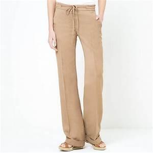 Pantalon Décontracté Homme : pantalon lin homme c 39 est une mati re l g re ~ Carolinahurricanesstore.com Idées de Décoration