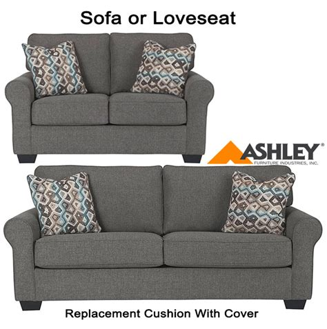 Ashley® Nalini Replacement Cushion Cover, 6110338 Sofa Or