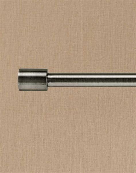 barrel adjustable decorative curtain rod 5 8 quot diameter