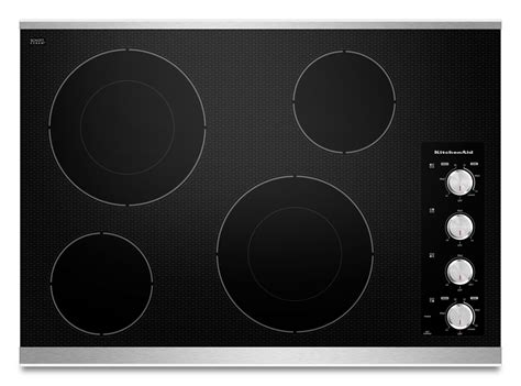 30 inch electric cooktop 30 inch 4 element electric cooktop