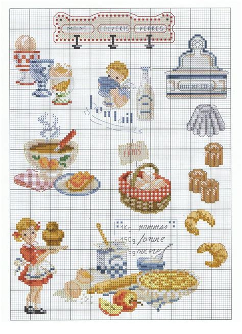 l histoire de la cuisine 1000 images about cross stitch 2 on punto