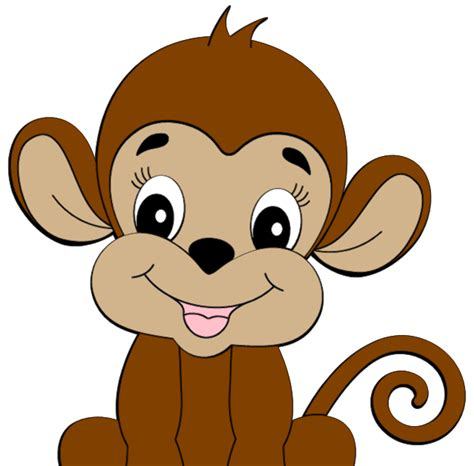 Clipart Monkey Monkey Clipart Is Credited To Colorful Cliparts
