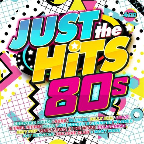 Various Artists - Just the Hits 80's | BIG W