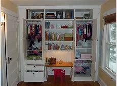 Kid's BuiltIn Wardrobe Closet IKEA Hackers IKEA Hackers