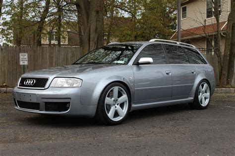 For Sale Usa by Paul Walker Owned Audi Rs 6 Avant For Sale
