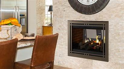 Fireplace Gas Through Majestic Pearl Ii Vent