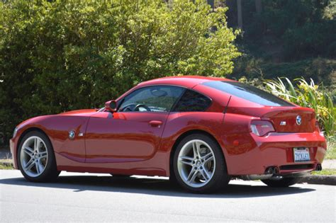 45kmile 2007 Bmw Z4m Coupe  Bring A Trailer