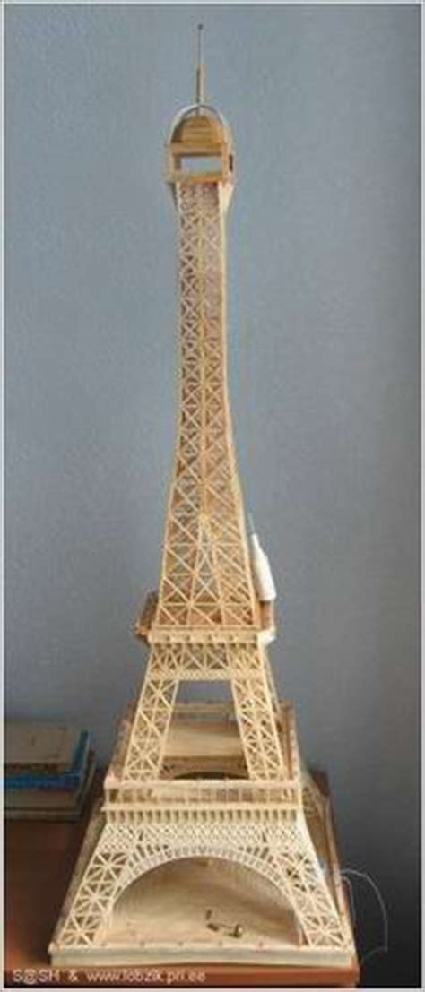 eiffel tower   matches english russia