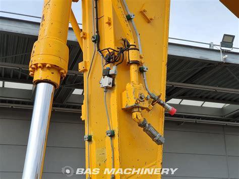 Doosan DX255 LC 2008 Track excavator - BAS Machinery