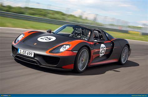 Ausmotive.com » Porsche Confirms 918 Spyder For Frankfurt