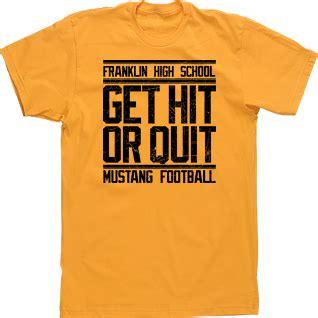 high school football tshirt designs the gallery for gt high school spirit t shirt designs