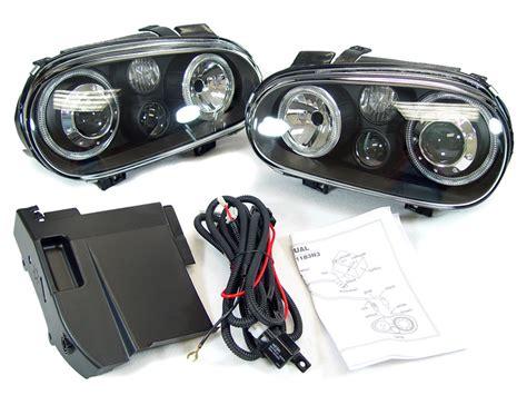 depo 99 04 volkswagen golf r32 mk4 gti halo projector
