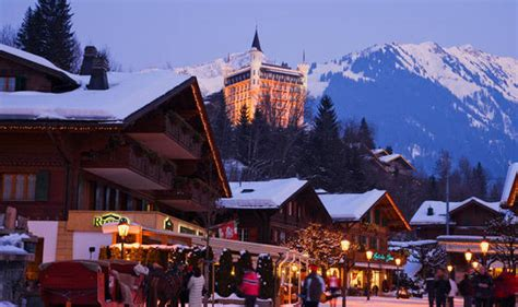 glamour  gstaad travel news travel expresscouk