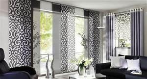 Vorhänge Große Fenster : gardine gro e fensterfront alle ideen ber home design ~ Sanjose-hotels-ca.com Haus und Dekorationen