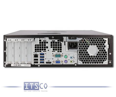 hp elite 8300 small form factor pc hp compaq 8300 elite sff i5 3570 g 252 nstig gebraucht kaufen