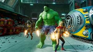 Watch, Marvel, Vr, Game, Lets, You, Be, The, Hulk, Other, Super, Heroes