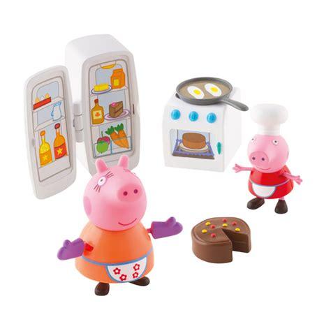 jeux de peppa pig cuisine la cuisine de peppa pig giochi king jouet héros