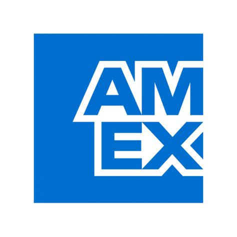american express blue box logo alternate american express
