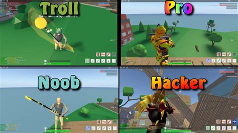 types  strucid players roblox fortnite funny youtube