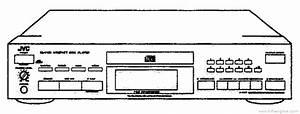 Jvc Xl-v164 - Manual - Compact Disc Player
