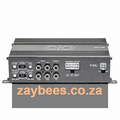 D4 Digital Amplifier 4ch Mini Designs
