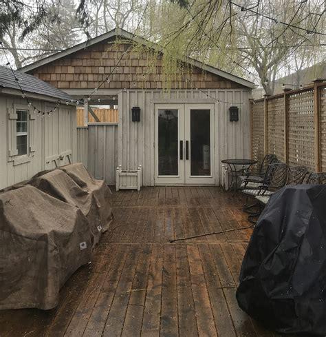spring cleaning wood deck care lindsay stephenson