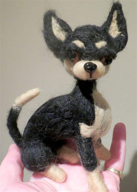 chihuahua black  tan short coat  designs  karen
