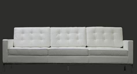 Contemporary White Sofa by Contemporary White Leather Sofas Contemporary White Sofa