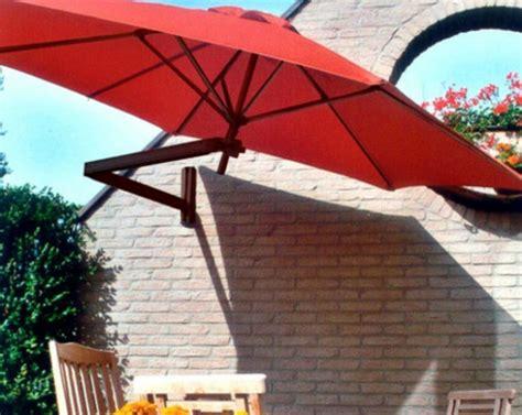wandmontage ideen reiche auswahl  patio sonnenschirmen