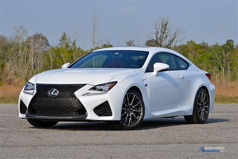 rcf lexus 2015 lexus rc f review test drive