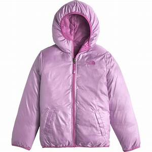 The North Face Girls Size Chart The North Face Moondoggy Reversible Down Jacket Girls
