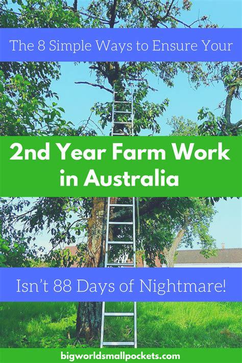 8 Ways To Ensure Your Farm Work Australia Experience Isn't A Nightmare