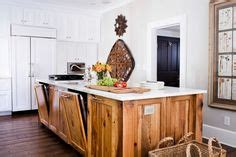 painted kitchen cabinet pictures honey spice hickory cupboards using orange paint color 3983