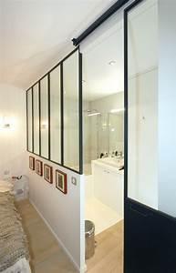 renovation d39un 75 m2 With porte de douche coulissante avec renovation salle de bain mulhouse