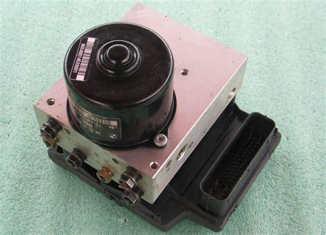 Bmw Dsc by Abs Dsc Hydroaggregat 34516753601 Bmw E46 Z3