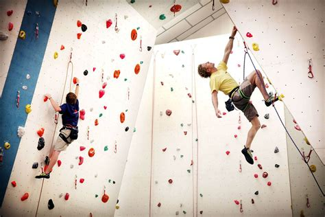 Boulders Indoor Climbing Centre - Visit Cardiff