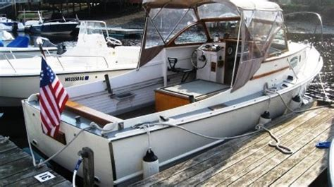 Scout Boats Wood by Wooden Boats For Sale Crosby Striper Association