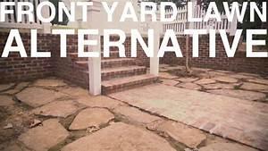 Front Yard Lawn Alternative