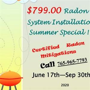 Certified Home Inspection  Radon Mitigation  And Termite